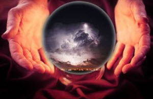 Cloudy Crystal Ball