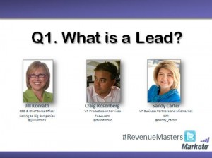 Revenue Masters webinar slide