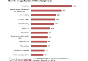 2012 B2B Marketing Benchmark Report