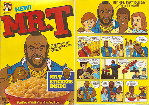 Shredded Wheat or Cap'n Crunch: Making Tough Decisions In