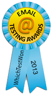 email test awards