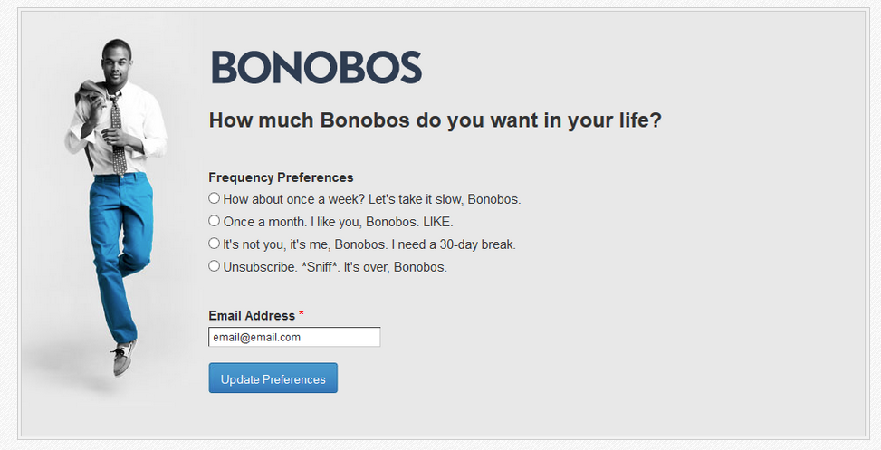 bonobos opt-down