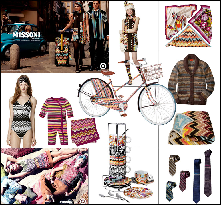 Missoni Target Collection