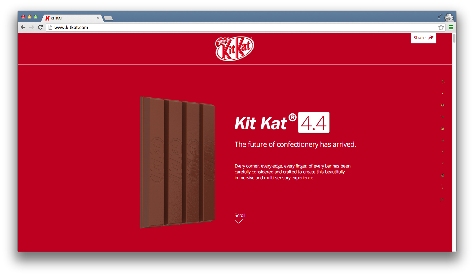 android kitkat website