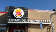 fries king sign