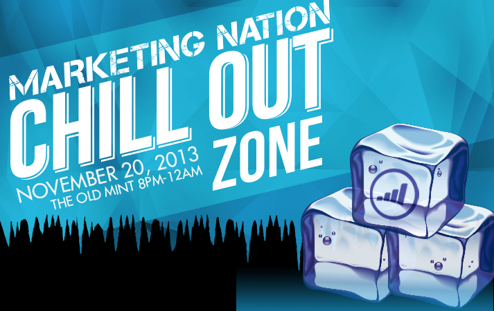 marketo chill out zone
