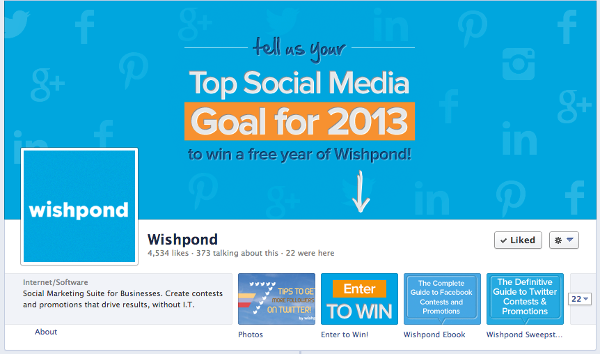 facebook cover image wishpond
