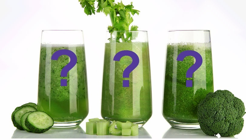 why green juice