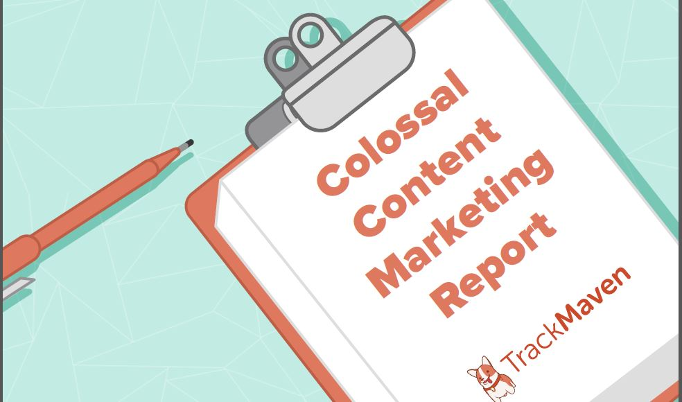 colossal content marketing report feature image