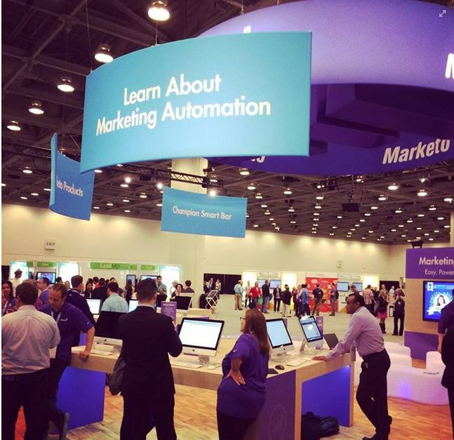 marketo expo hall