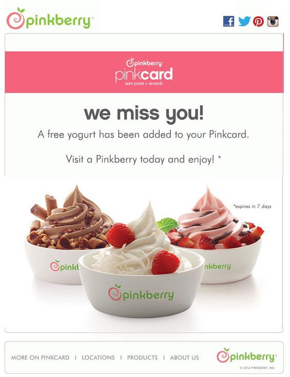 pinkberry we miss you