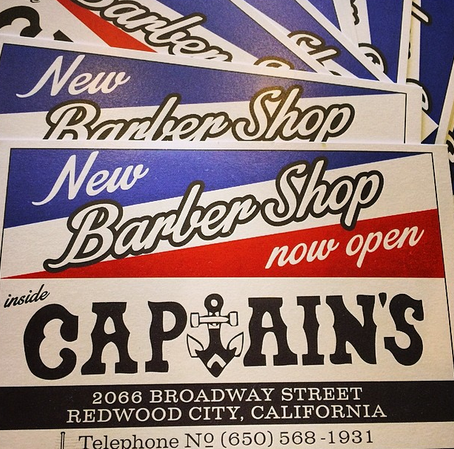captians now open sticker