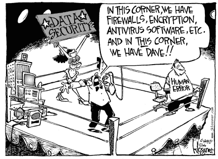 data security comic
