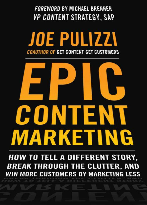 Epic Content Marketing cover