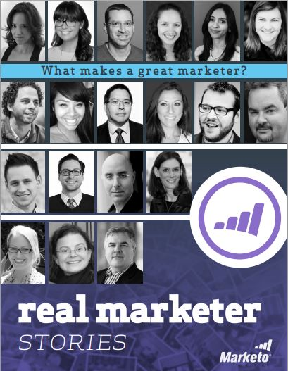 real marketer stories cover