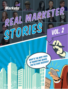 Real Marketer Stories Vol. 2