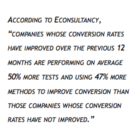 Improve Your Conversion Rates