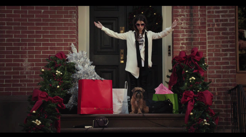 Kate Spade Holiday Marketing