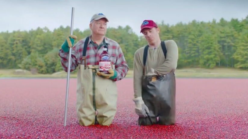 Ocean Spray- Bog Men Commercial