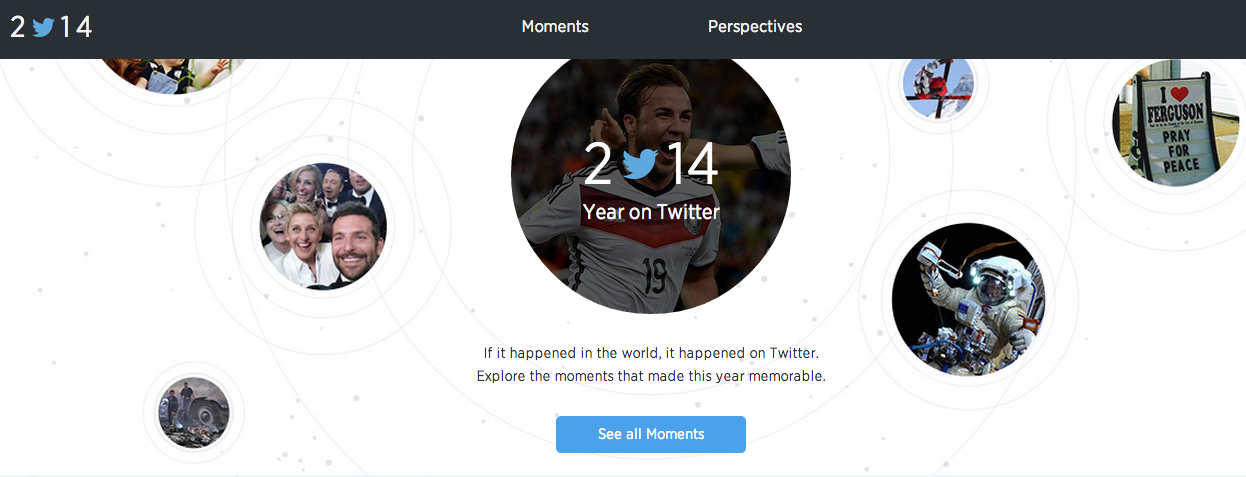 "Twitter Year In Review ""moments"""