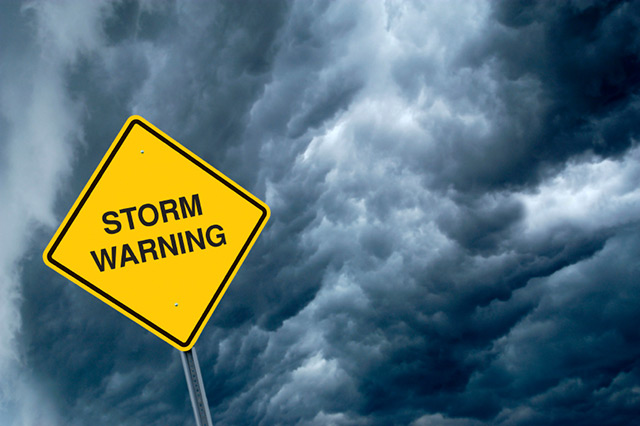 Weather the Storm- How to have a successful event