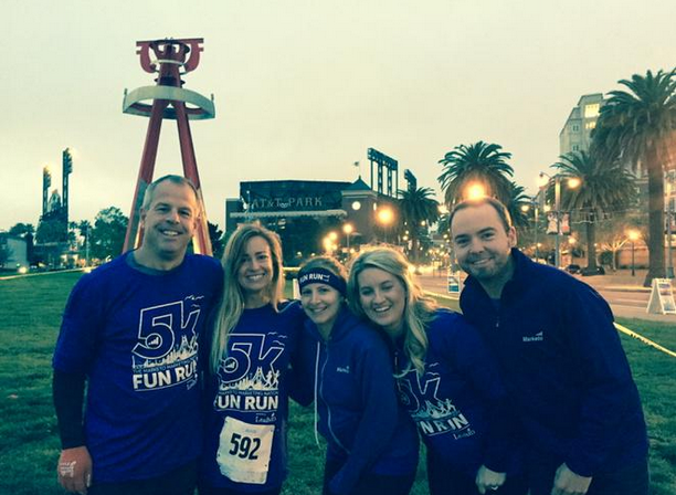 Marketo Fun Run