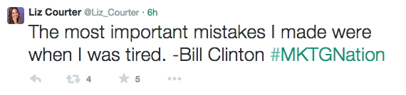 Bill Clinton Post