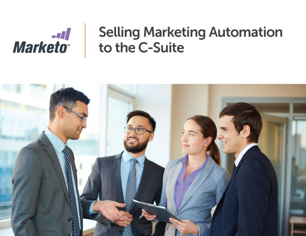 Selling Marketing Automation to the C-Suite_snip