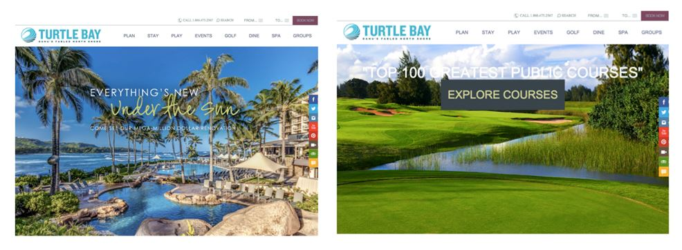 turtle bay 1 & 2