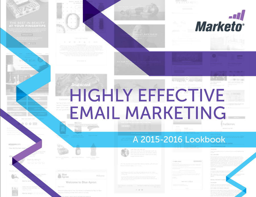Effective Email Marketing Lookbook