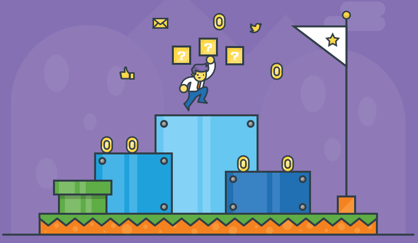 Level Up - How to Overcome the Top Challenges Marketers Are Facing