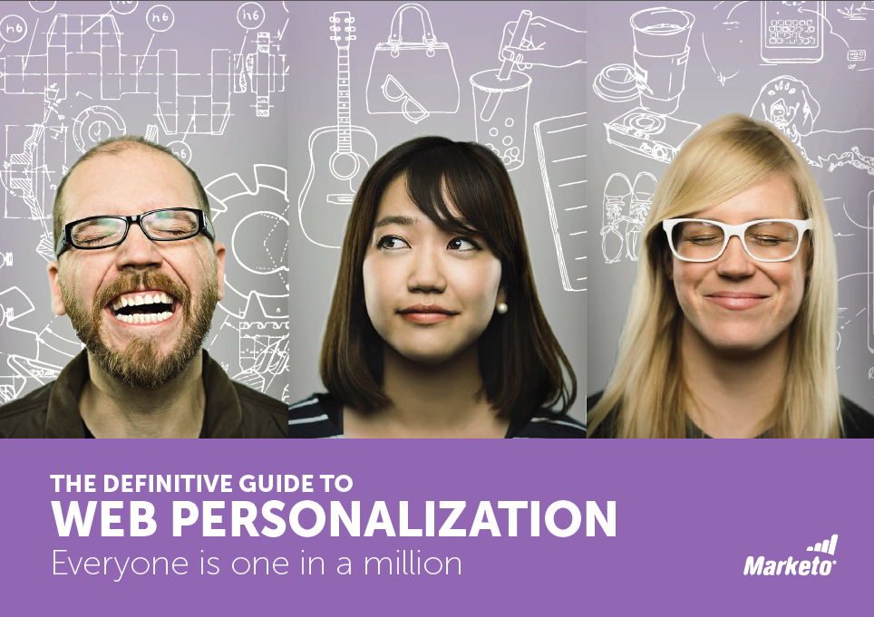 Download The Definitive Guide To Web Personalization
