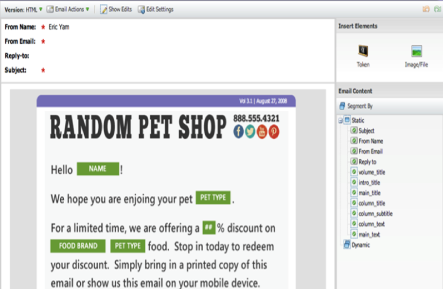 Pet Shop Example