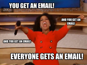 Oprah - You Get An Email