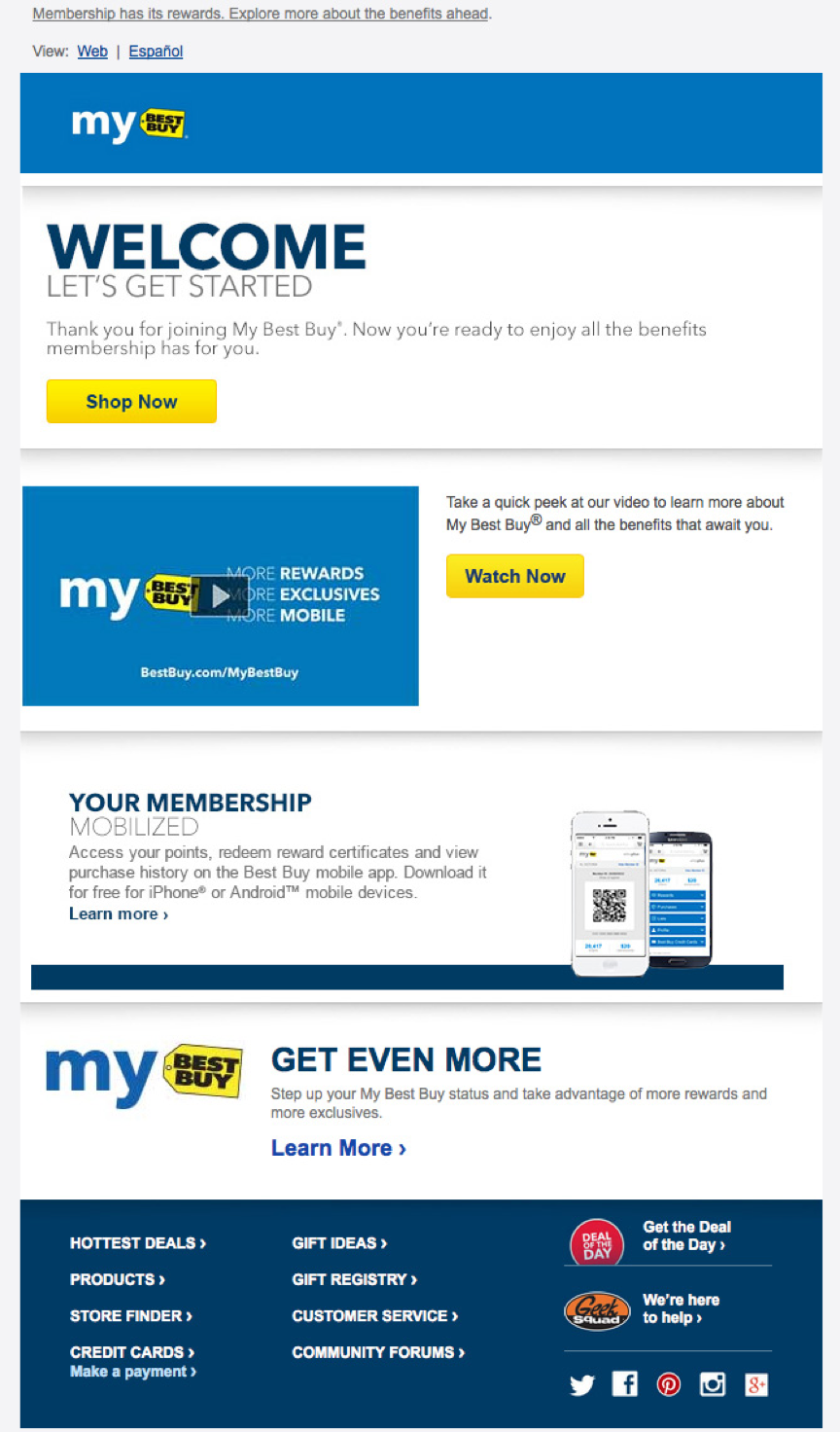 Best Buy Confirmation Email