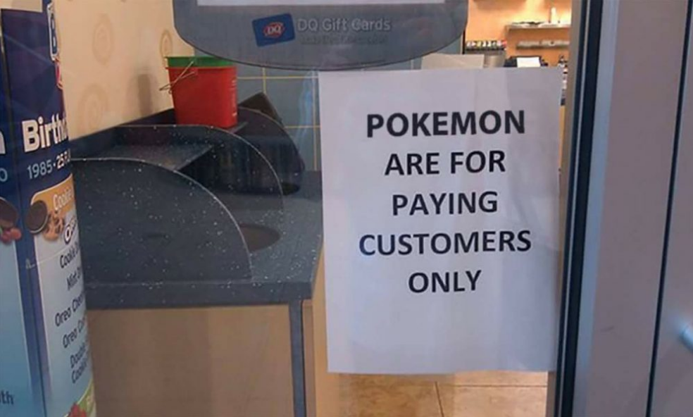 Dairy Queen Pokemon