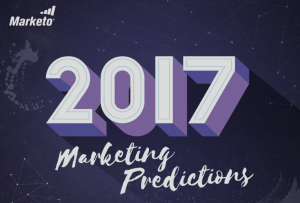 2017 Marketing Predictions - Marketo