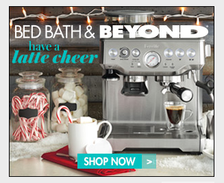 Bed Bath and Beyond's awareness campaign