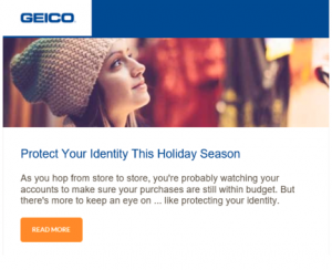 Geico's growth campaign