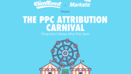 Marketo and Klientboost PPC Attribution Gifographic
