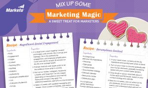 marketing recipes
