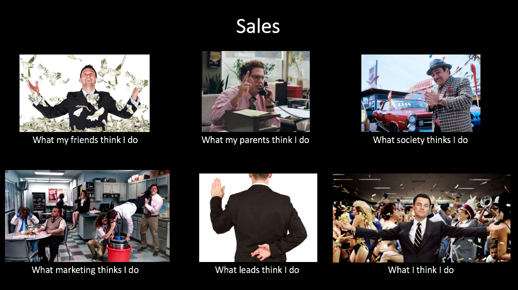 sales misconceptions