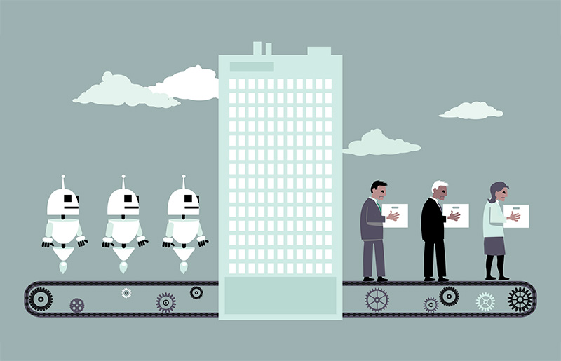 will robots take your job Luckily, the bbc has built an interactive site that calculates the likelihood of your chosen career being automated by robots in the next 20 years as you.