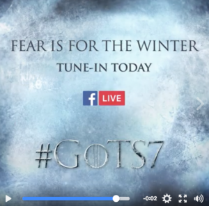 Game of Thrones Live Stream