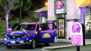 Lyft and Taco Bell team up for Taco Mode