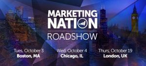 Marketing Nation Roadshow Blog Promo