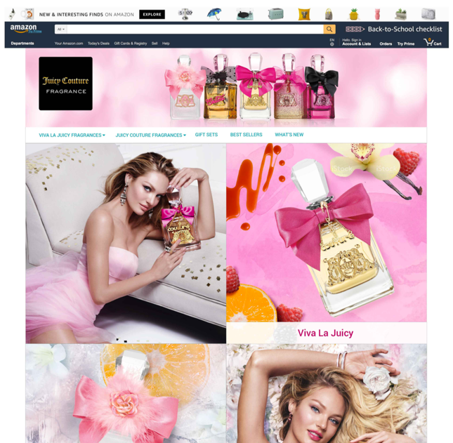 Amazon Juicy Couture