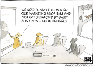 Focus Tom Fishburne Marketoonist