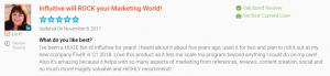 Influitive Review
