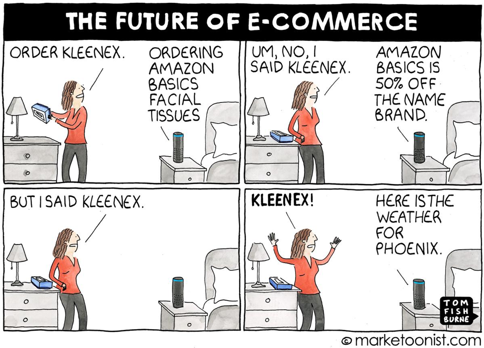 The Future of E-Commerce Tom Fishburne Marketoonist